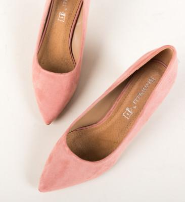 Обувки Grekos Гранатов