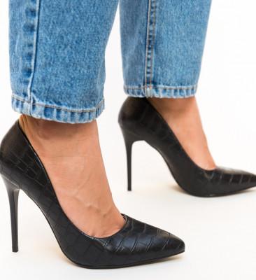 Обувки Hume Черни