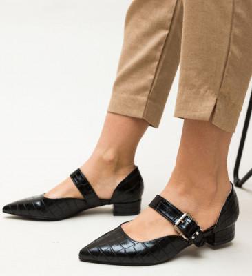 Обувки Jakub Черни