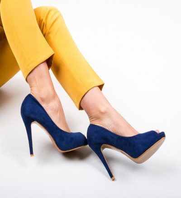 Обувки Jayce Тъмносин