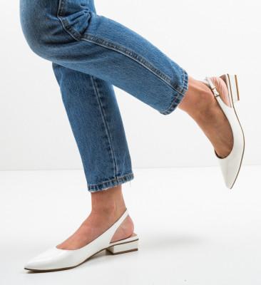 Обувки Lim Бели