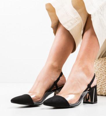 Обувки Milla Черни
