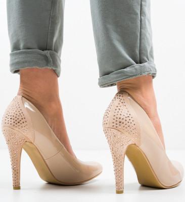 Обувки Moropo Бежов
