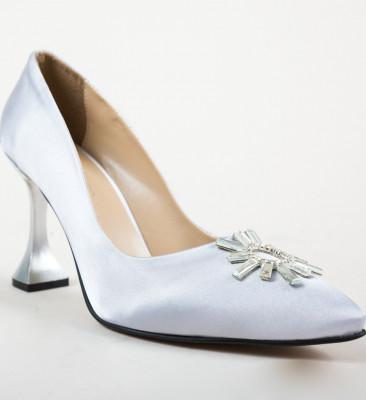 Обувки Piramin Сребърни
