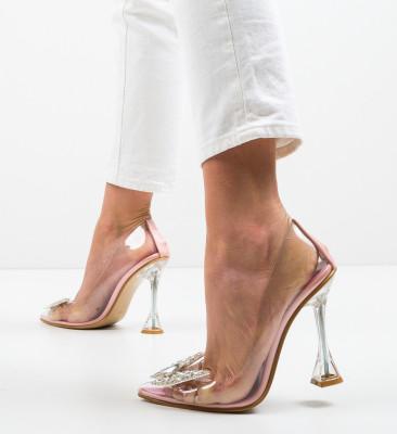 Обувки Steliz 2 Розов