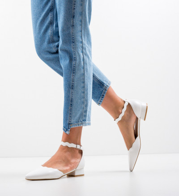 Обувки Tierne Бели