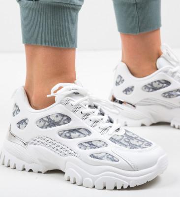 Спортни обувки Caiu Бели