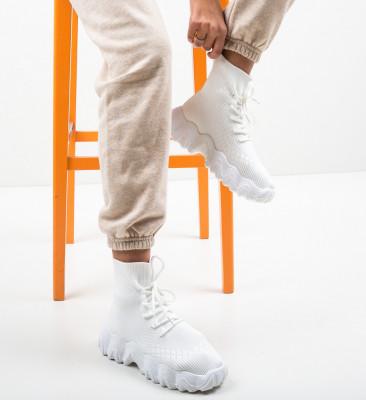 Спортни обувки Duke Бели