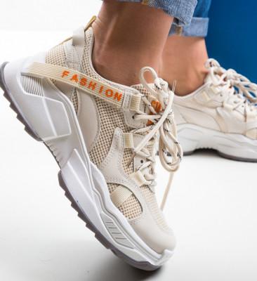 Спортни обувки Estio Бежов