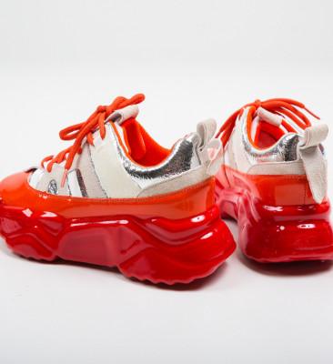 Спортни обувки Kilyan Червени