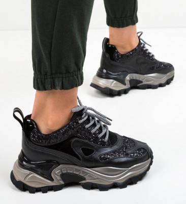 Спортни обувки Passo 2 Черни