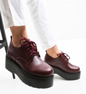 Ежедневни обувки Alay Гранатов
