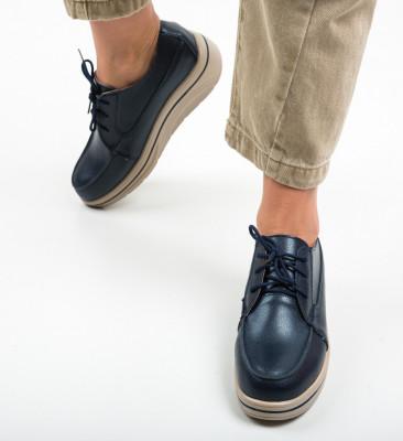 Ежедневни обувки Atanom Тъмносин