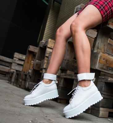 Ежедневни обувки Brosky Бели