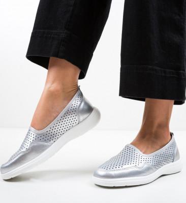 Ежедневни обувки Chapman Сребърни