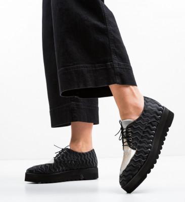 Ежедневни обувки Egypt Черни