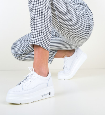 Ежедневни обувки Figuer Бели