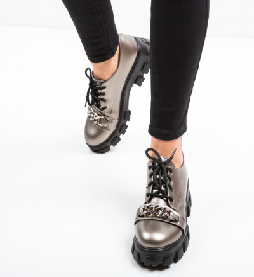 Ежедневни обувки Gremna Сив