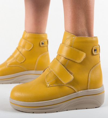 Ежедневни обувки Jabal Жълти