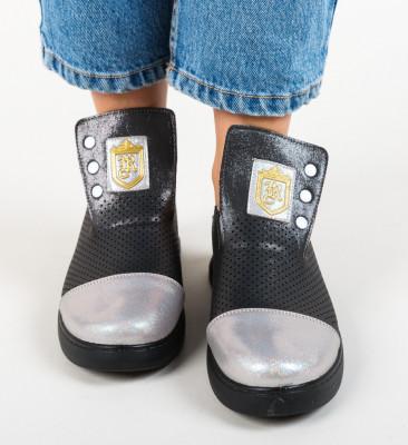 Ежедневни обувки Jigone Черни