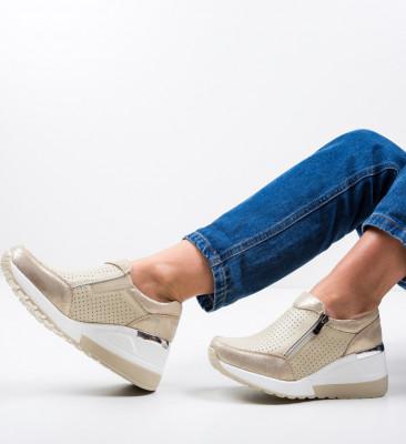 Ежедневни обувки Lynsey Бежов