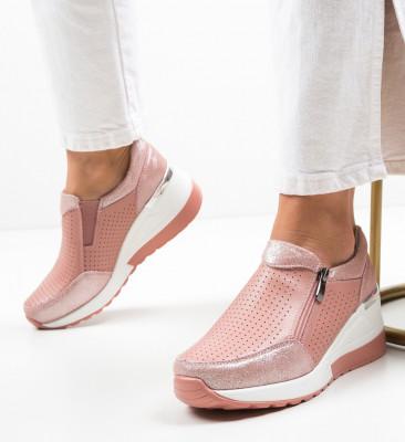 Ежедневни обувки Lynsey Розов
