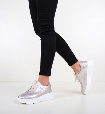Ежедневни обувки Nur Златни