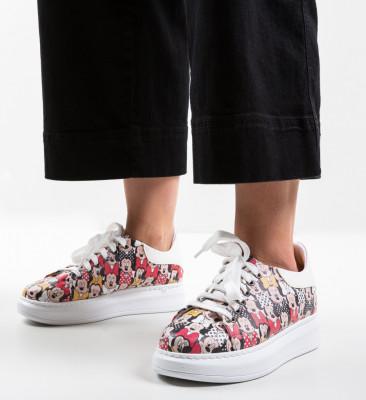 Ежедневни обувки Psycho Бели