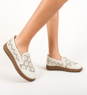 Ежедневни обувки Resca Бежови