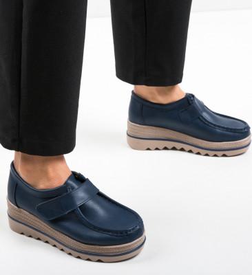 Ежедневни обувки Straif Тъмносин