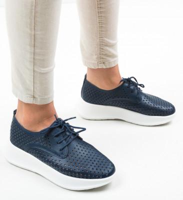 Ежедневни обувки Thorp Тъмносин