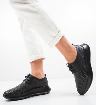 Ежедневни обувки Thorp Черни