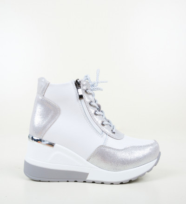 Ежедневни обувки Vance Бели