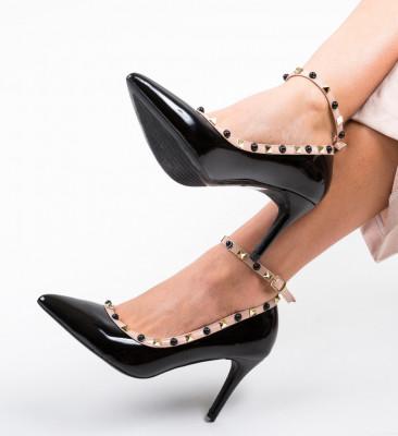 Обувки Aiz Черни