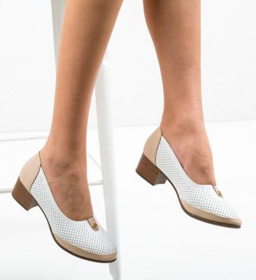 Обувки Brazil Бели