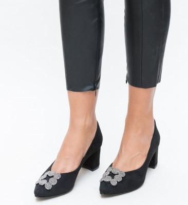 Обувки Broida Черни 2