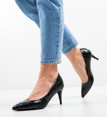 Обувки Diji Черни