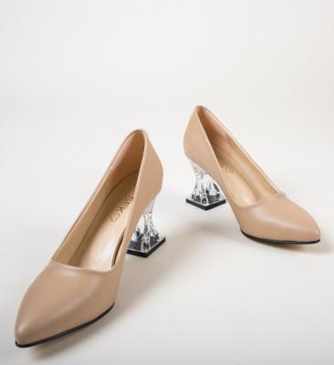 Обувки Garnet Бежов