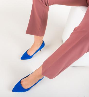 Обувки Grekos Сини