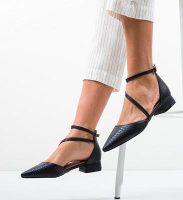 Обувки Haney Черни