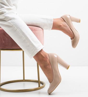 Обувки Hekol Бежов