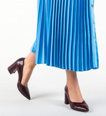 Обувки Hilfi Гранатов