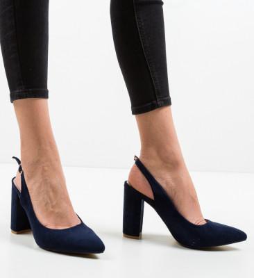 Обувки Kyal Тъмносин