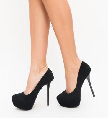 Обувки Osa Черни