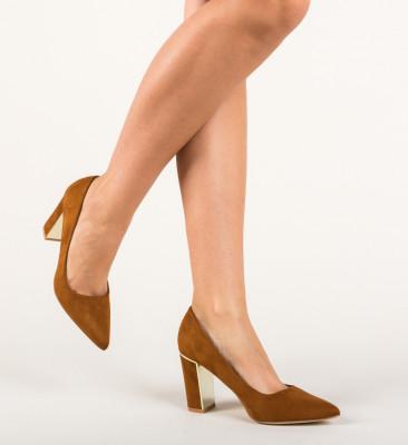 Обувки Peonix Камел