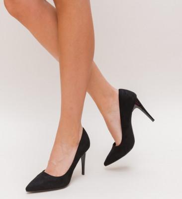 Обувки Polon Черни