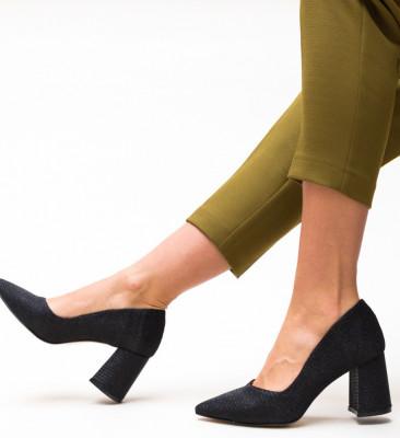 Обувки Rennie Черни