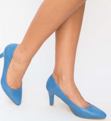 Обувки Sabel Сини