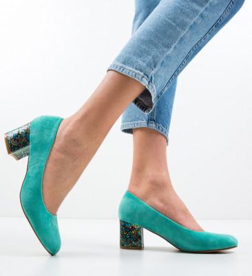 Обувки Sahara Тюркоаз