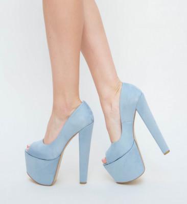 Обувки Sinty Сини